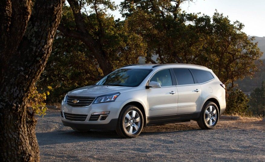 2017 Chevrolet Traverse Release Date Review Price Spy Shots Pictures Of Interior Exterior Changes Redesign