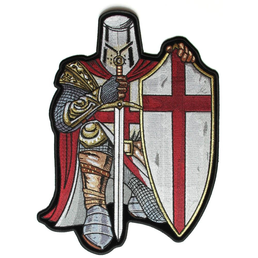 Crusader Knight Large Patch