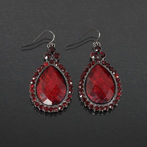 Crystal Fashion Dangle Earrings HWE828-E1712 7 Colors  $5.99