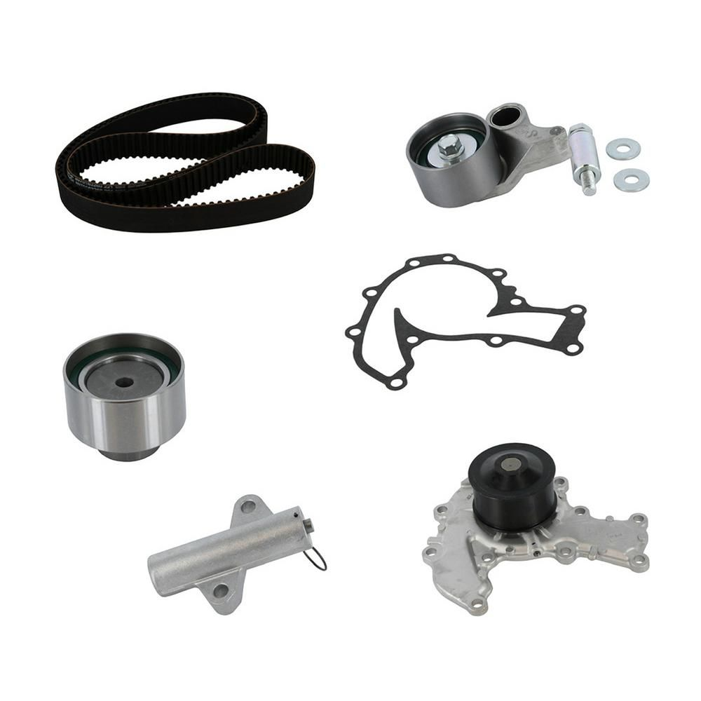 Continental Contitech Engine Timing Belt Kit With Water Pump Tb221lk2 Timing Belt Pumps Belt