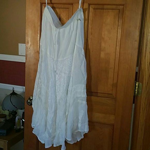 Boho skrit Free size boho skirt first vision  Skirts Asymmetrical