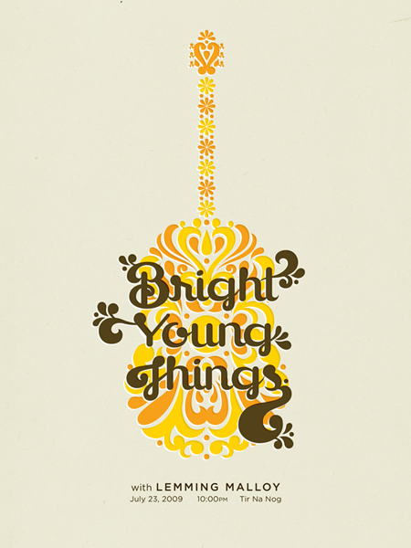 cool band poster by ketchup and mustard posters pinterest band