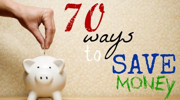 87 Super Easy Ways to Save Money - Good Financial Cents
