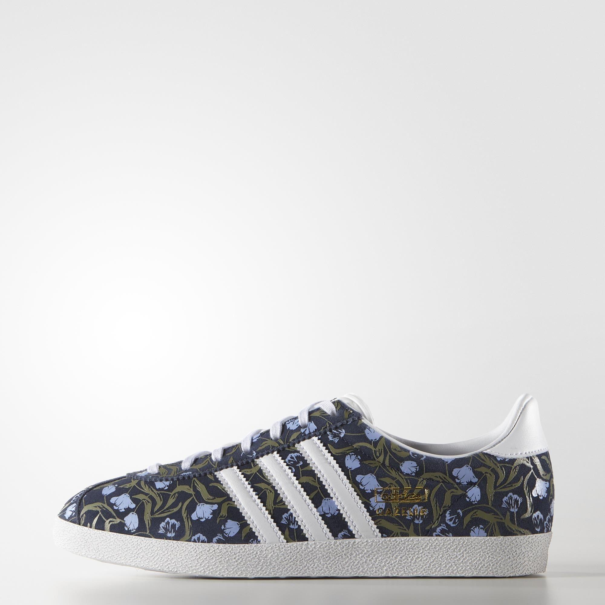 adidas gazzella og w blu adidas unito nuova attrezzatura pinterest
