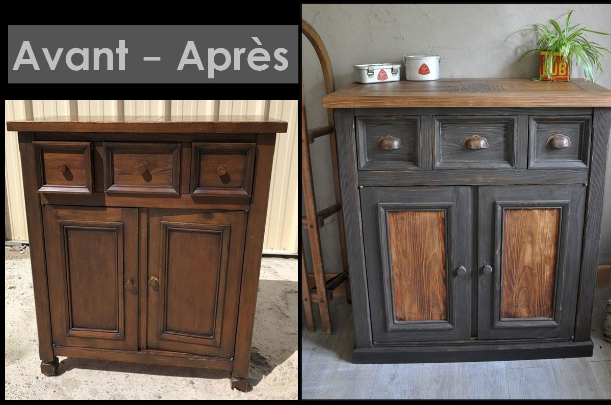 buffet indus chine relooking meuble