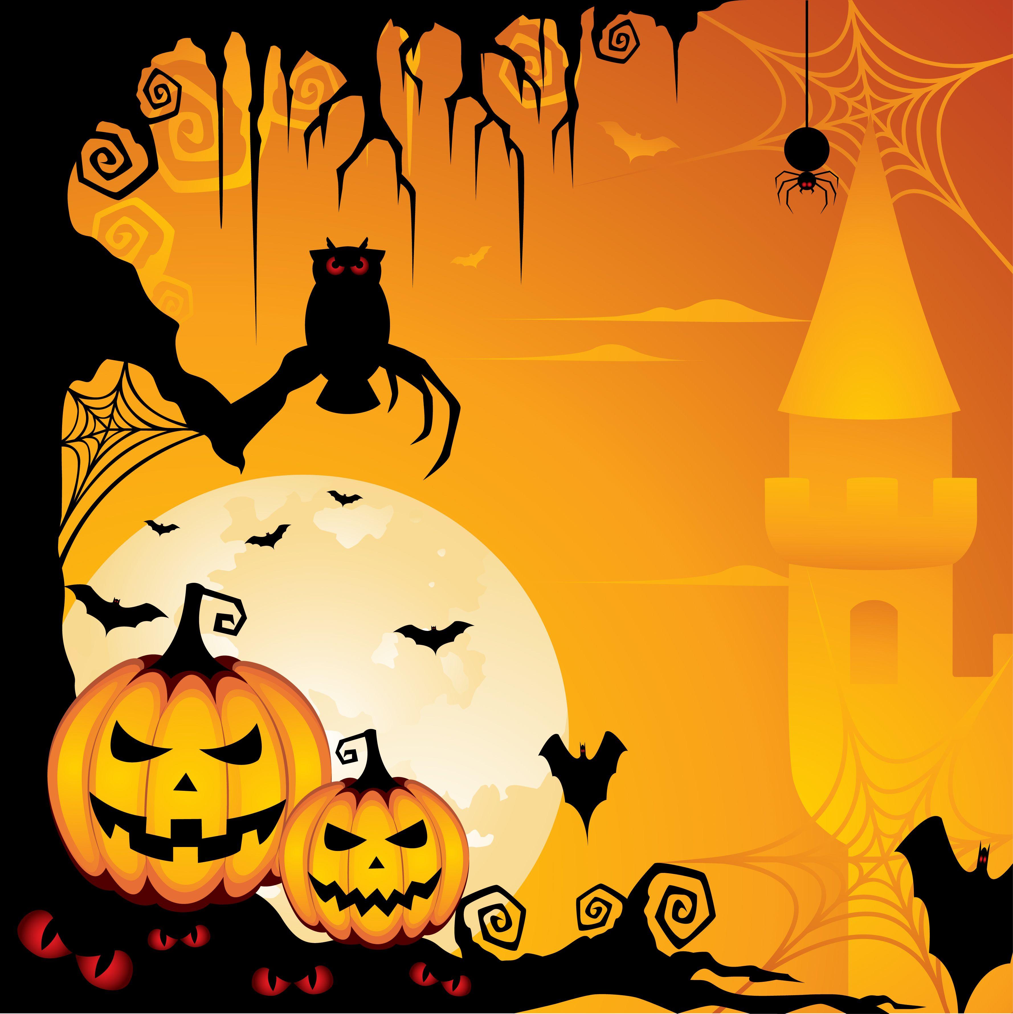 Can T Wait For Halloween Halloween Backgrounds Halloween Prints Scary Halloween Pumpkins