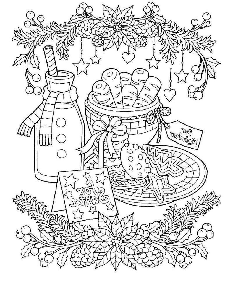 40++ Christmas coloring pages that you can print ideas in 2021