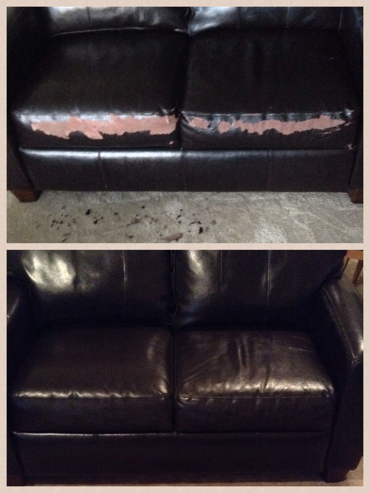 How to Fix a Peeling Leather Couch …