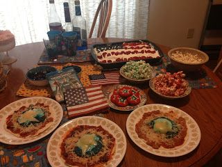 Captain America: The Winter Soldier Dinner