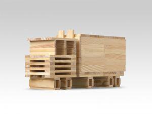 CitiBlocs 10 piece Cititrees Wooden Blocks   Kapla, Kappla et Modele kapla