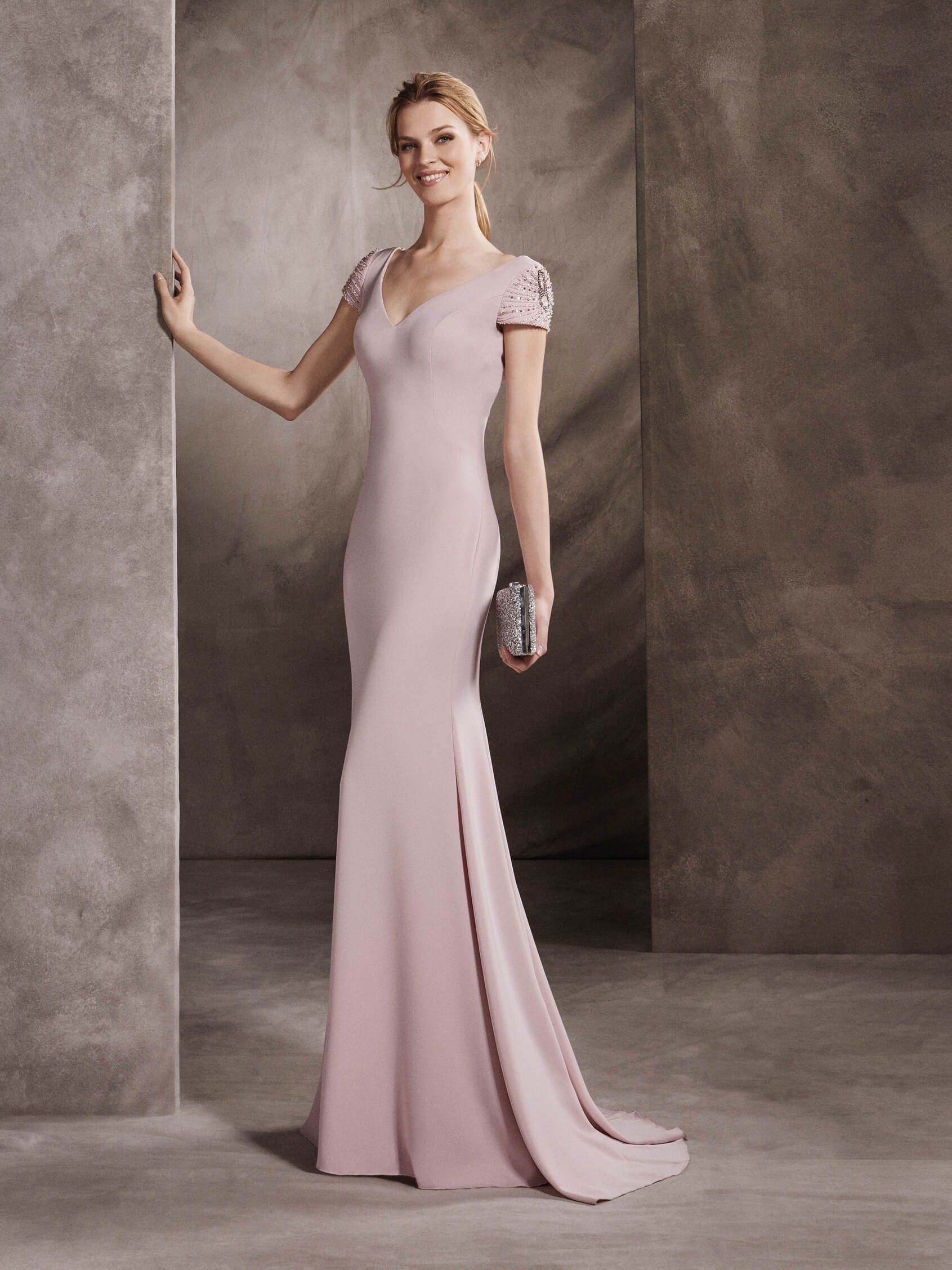 Vestido de Fiesta de St. Patrick (7200), largo | Dresses | Pinterest ...