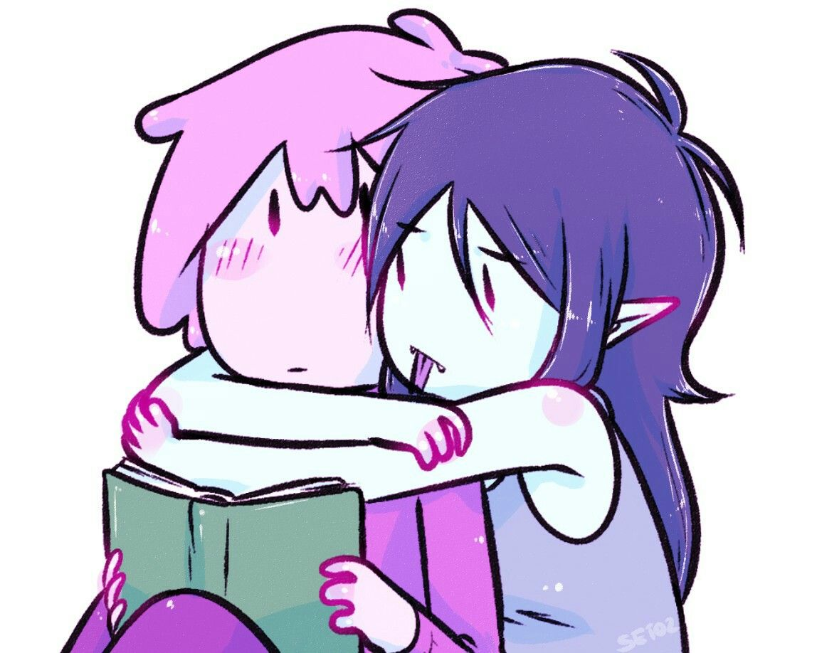 Adventure Time Jay And Bonnie Bubbline by set...