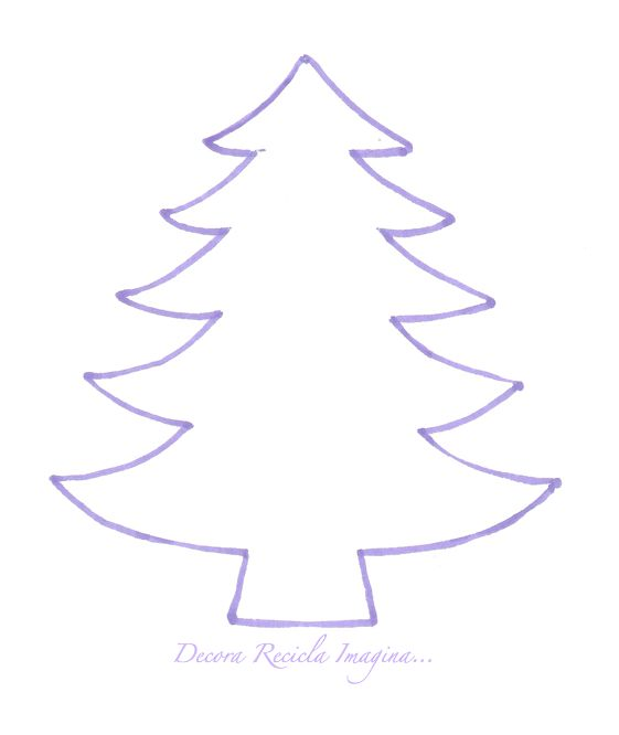 Como Se Dibuja Un Arbol De Navidad With Como Se Dibuja Un Arbol De