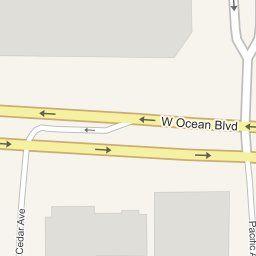 Map Of Long Beach CA Long Beach California Hotels Restaurants - Mapquest california