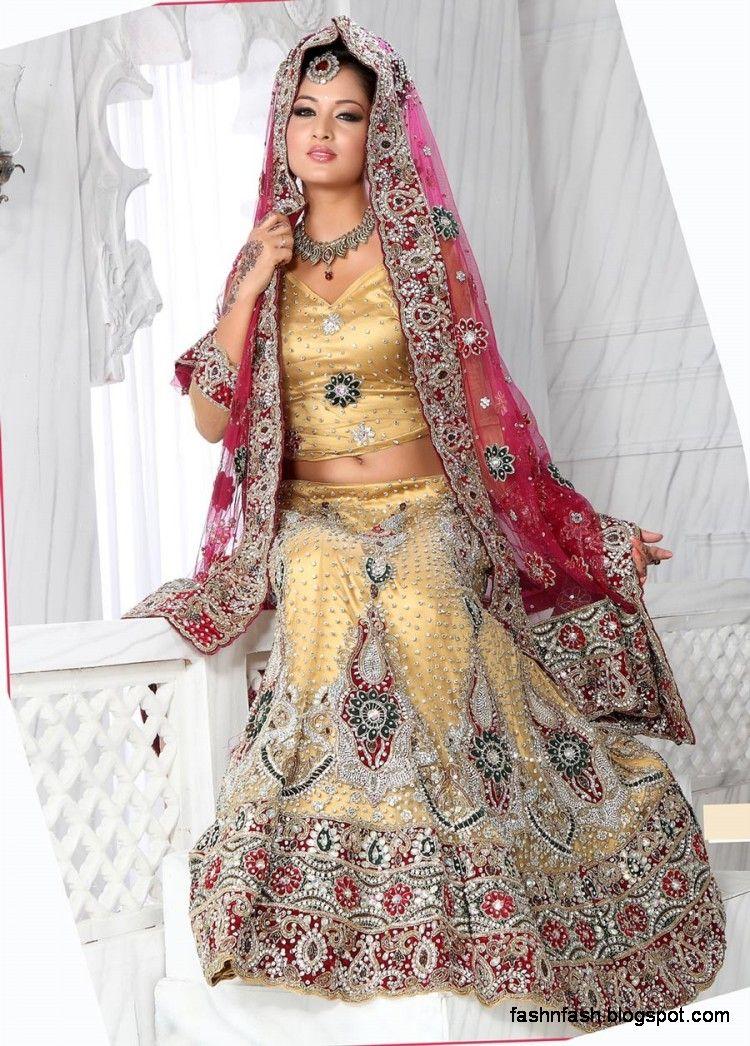 bollywood bridal dress   Bridal Brides-Wedding Dress-Beautiful ...