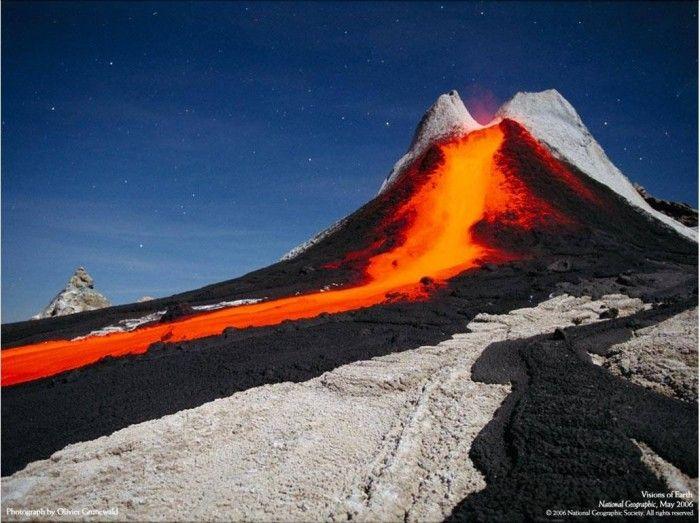 Wallpaper Volcan 03-07-12