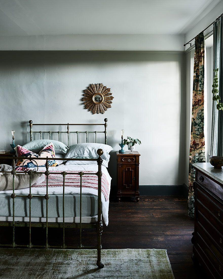 Gravity Home Vintage Bedroom In An 18th Century Country Home  # Muebles De Bedroom En Ingles