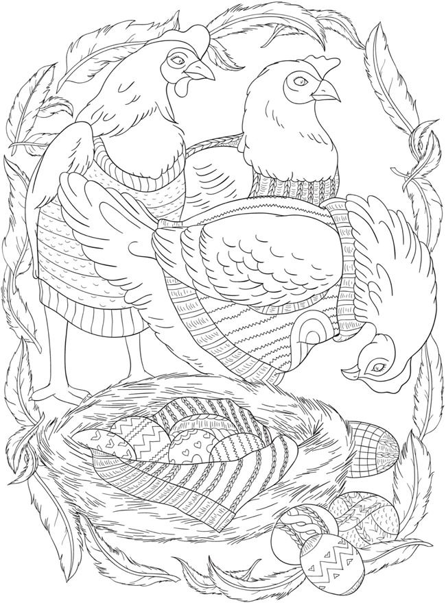 Welcome to Dover Publications; Creative Haven Knitting