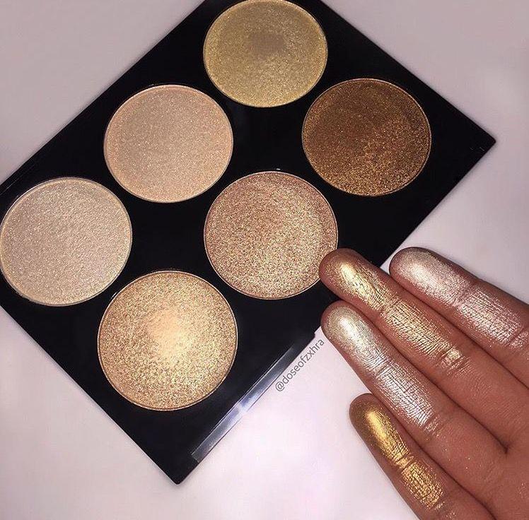 Nip & Fab Highlighting Palette Fab makeup, Eye makeup