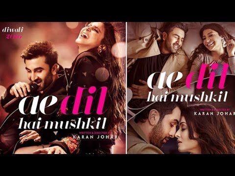 Ae Dil Hai Mushkil Shahrukh Khan Dialogue In English Ae Dil Hai Mushkil Song Karan Johar Ranbir Aishwarya Anushka Arijit Full Movies Watch Bollywood Movies Online Bollywood Movies