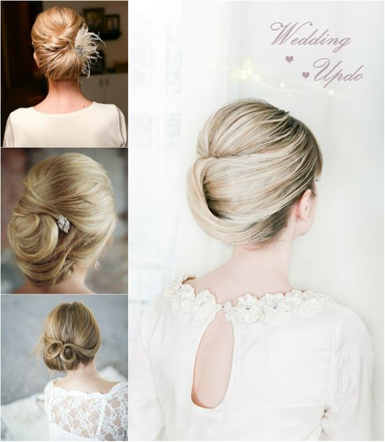 Simple Juda Hairstyle For Wedding: 5 Easiest Wedding Updo You Can Create By Yourself