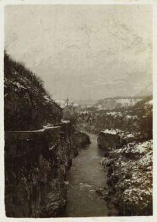 L'Isonzo verso Caporetto 1916