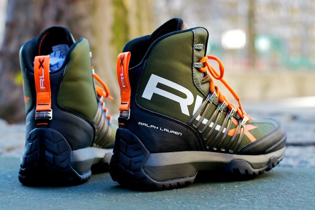 san francisco a7baa 3318f Ralph Lauren RLX Abridge Nylon Boots  Kith NYC