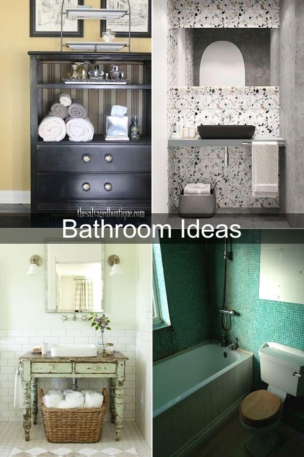 Photo of Bathroom Tray Set | Complete Bathroom Ensembles | Bathroom Sets For Men