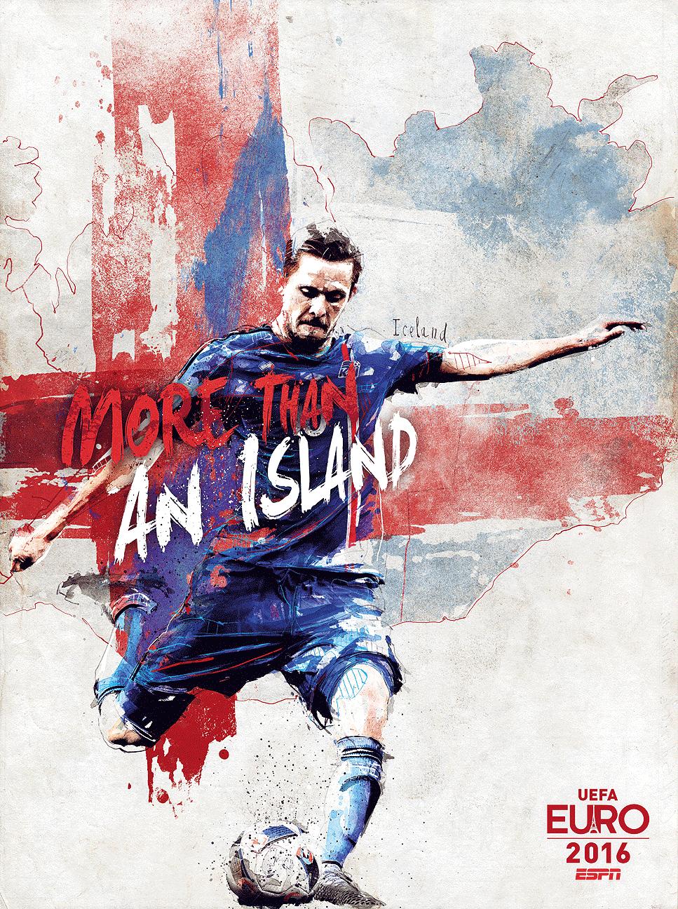 Euro 2016 team posters スポーツグラフィック, スポーツデザイン, サッカー