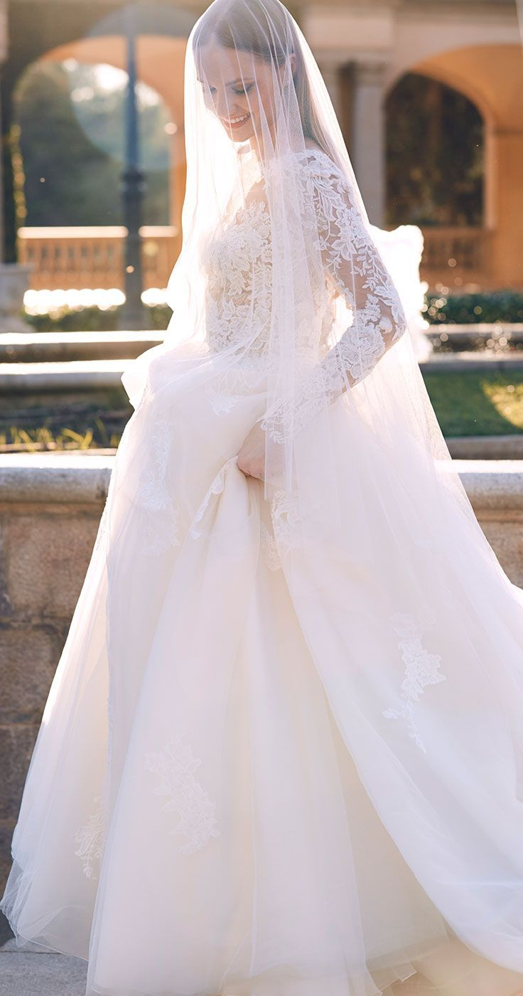 Fall in Love with La Sposa 2018 Bridal Collection | Hochzeitskleider ...