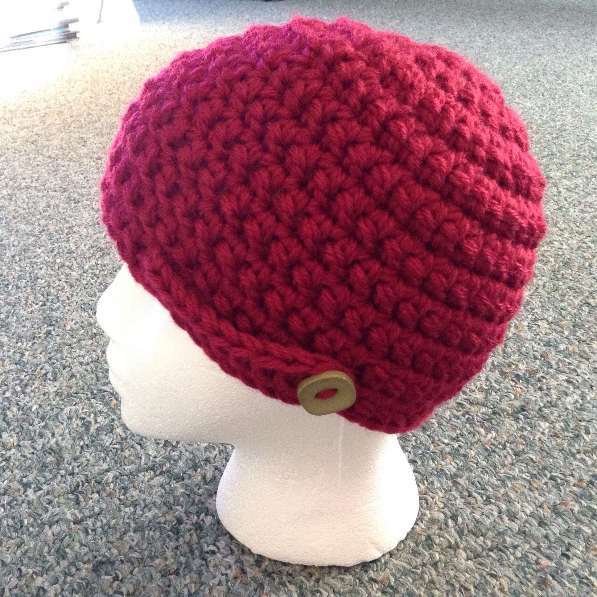 crochet hat - Free pattern at NicolaKnits.com | Crochet | Pinterest