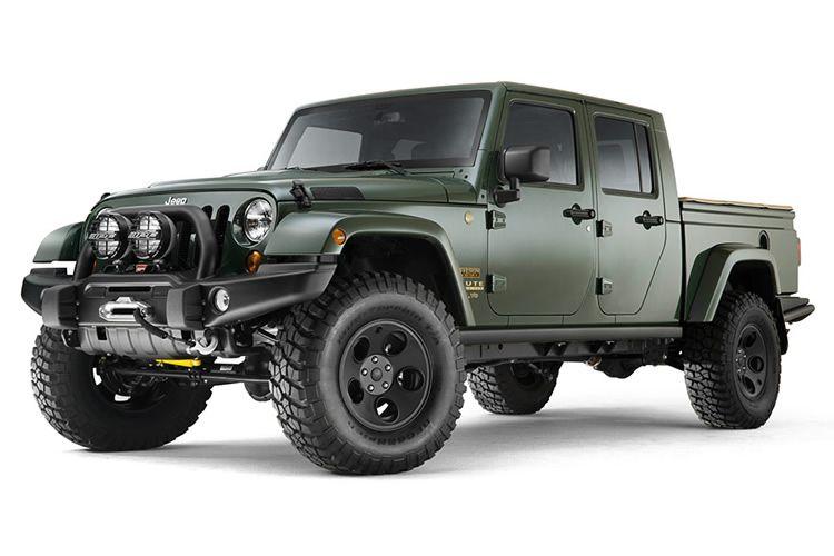 Filson Edition Aev Brute Jeep Wrangler Pickup Wrangler Truck