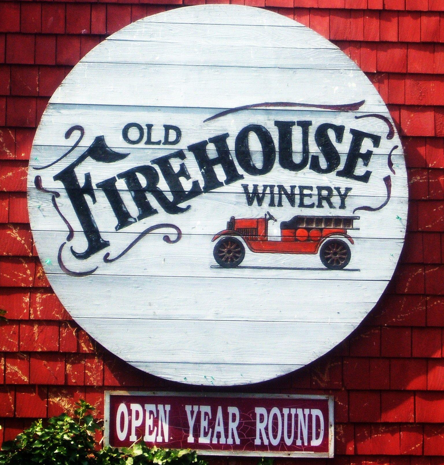 Old Firehouse Winery Geneva On The Lake Ohio