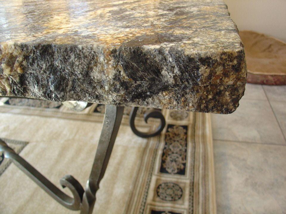 Chisel Edge · Granite Counters