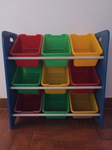 mueble organizador de juguetes | IDEAS INFANTILES | Pinterest ...