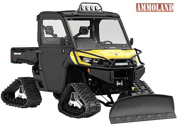 Can Am Defender Apache 360 Lt Track System Can Am Defender Bug Out Vehicle