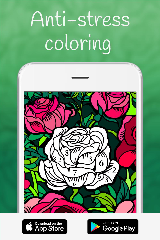 Happy Color Color By Number Happy Colors Art Lesson Plans Coloring Apps