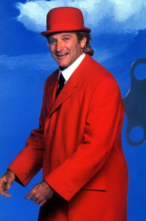 Robin Williams found dead.
