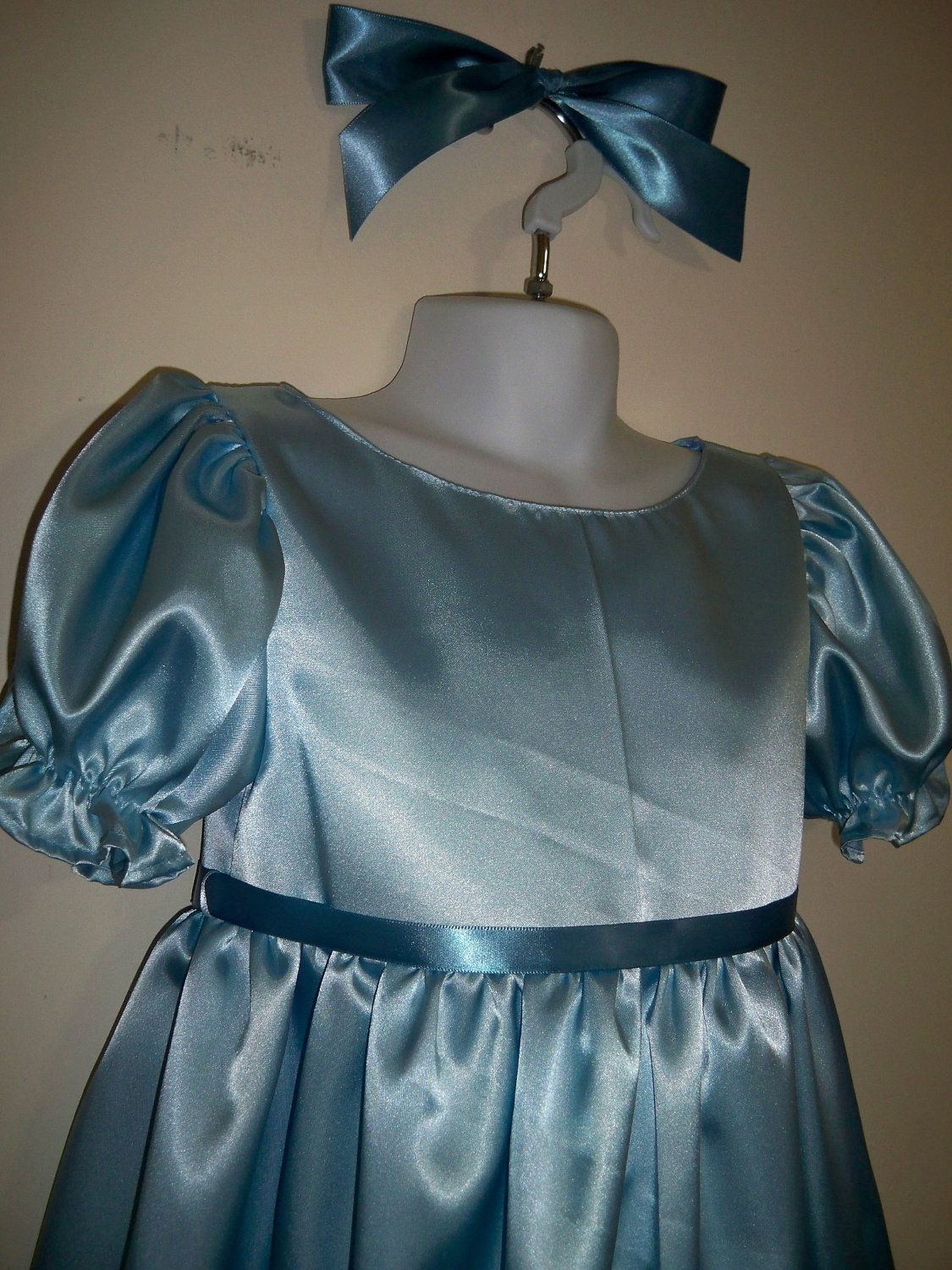 0c24e40989 Kids Size Disney s Wendy Darling Peter Pan Nightgown Made to Order by ninkey  on Etsy