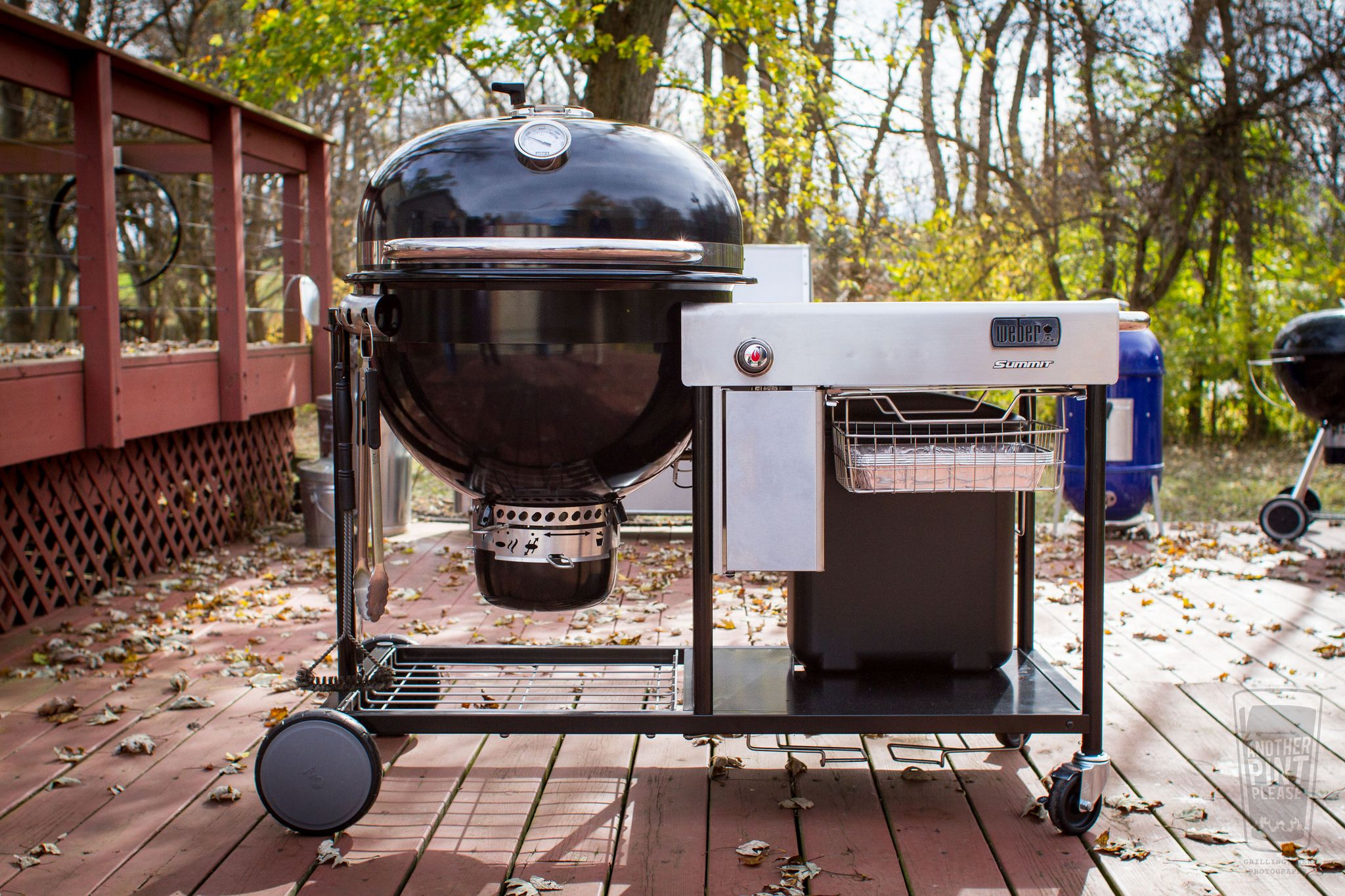 the weber summit charcoal grill grilling. Black Bedroom Furniture Sets. Home Design Ideas