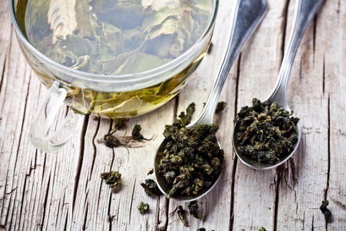 Schnelle Hilfe aus der Küche - 7 Mittel gesundat Grüner Tee ist - erste hilfe küche