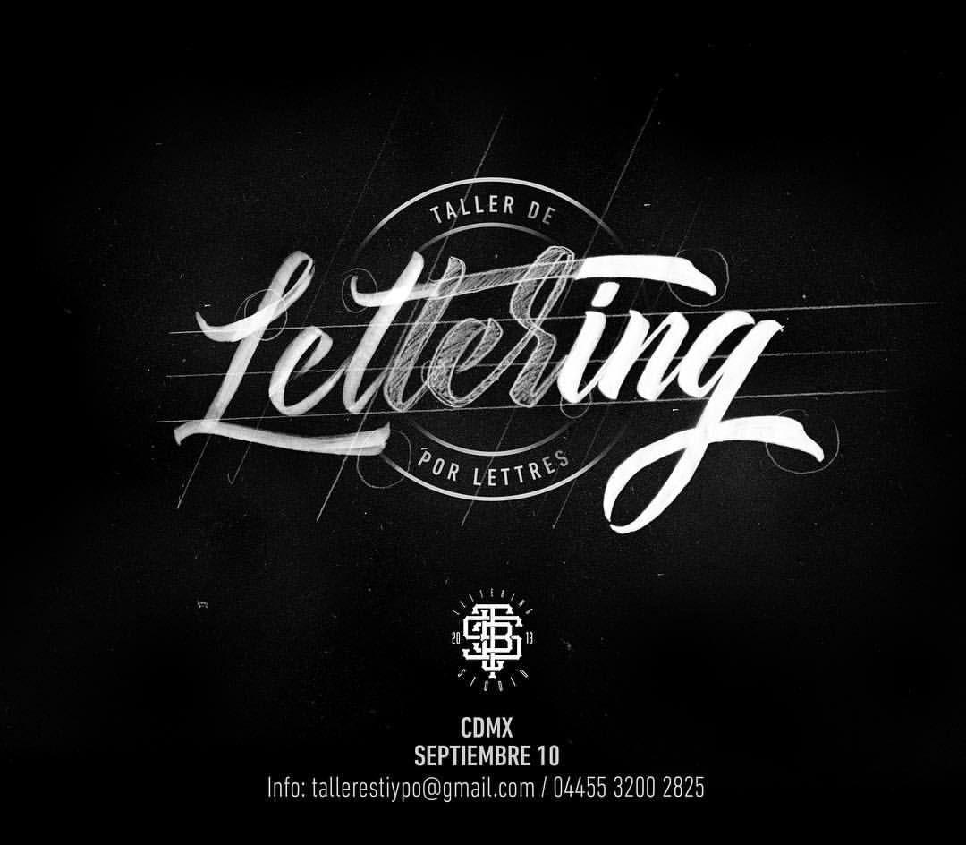 José Luis Patiño (PAT) PATGANS design — ritchieruiz:   Workshop CDMX. 10th of September!!...