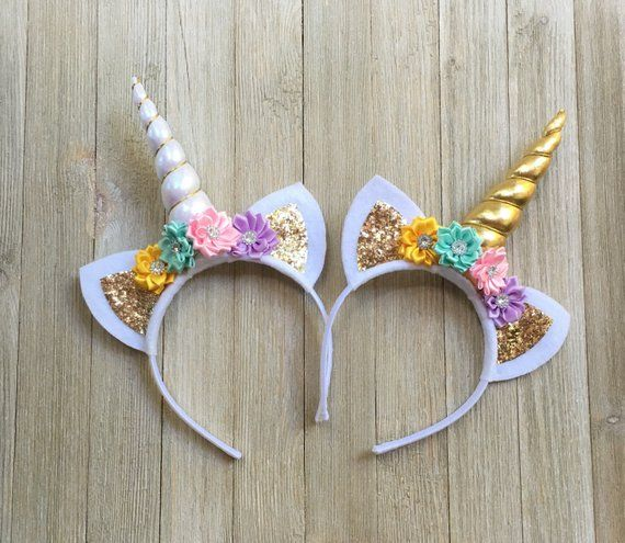 Decorative Unicorn Hair Band Headband