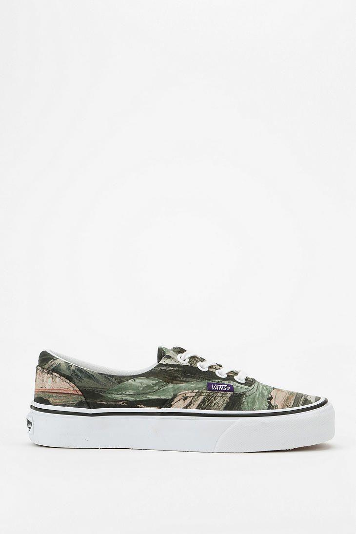 2e12663926 Vans X Liberty London Era Mountain Army Print Women s Sneaker ...