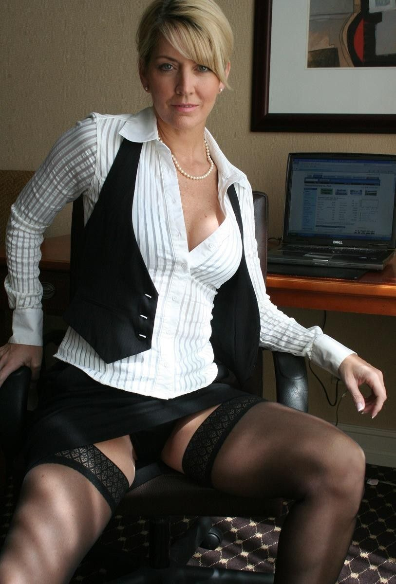 top milf Heavy blonde
