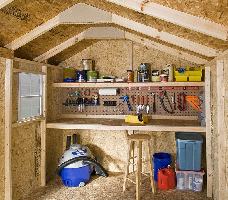 Best Woodworking Tools | Shed storage, Shed homes, Shed ...