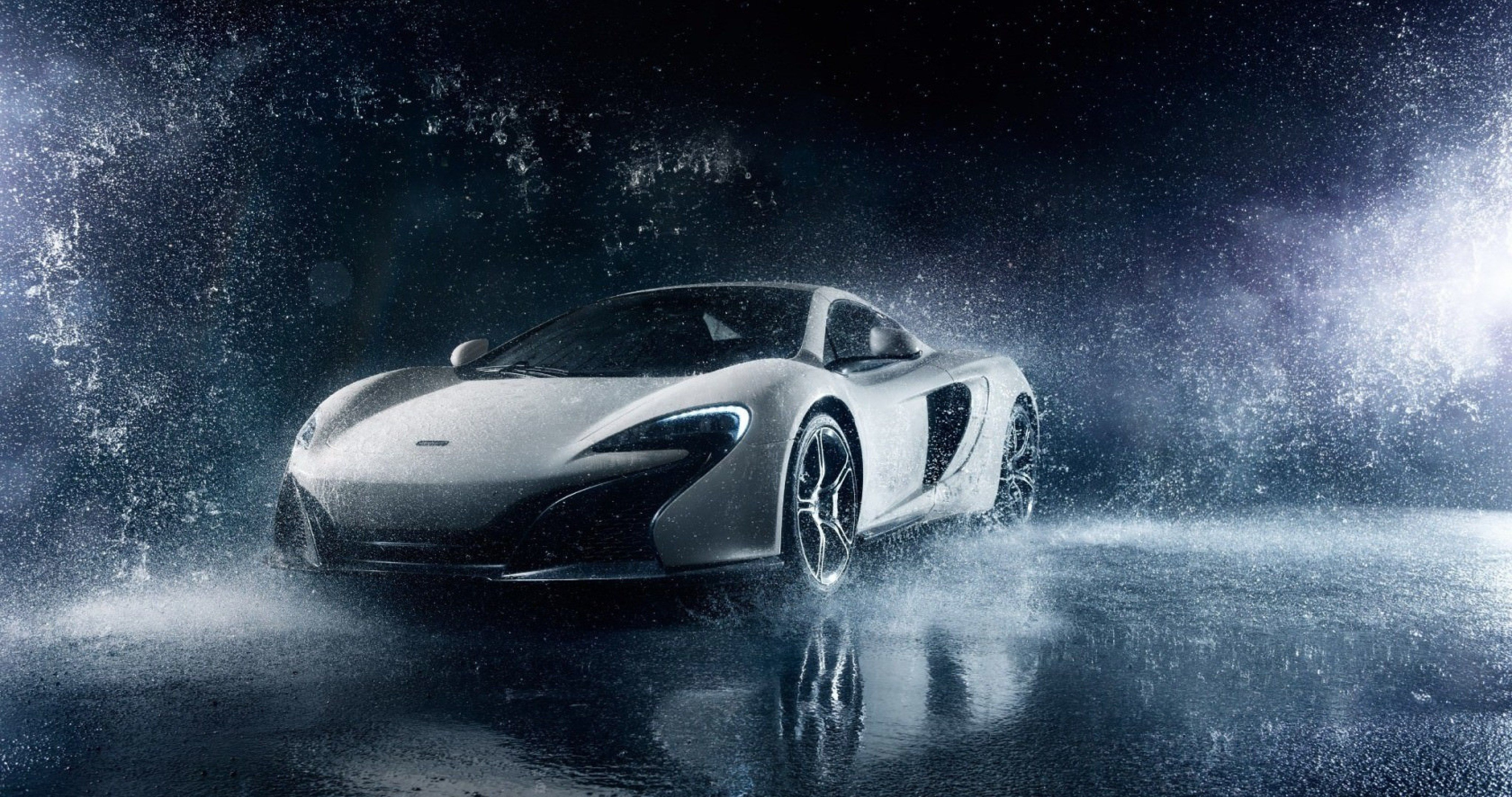 McLaren Shot For Profoto A Couple Of Weeks Back To Try The Off Camera  Flashes And Air Remote TTL N.