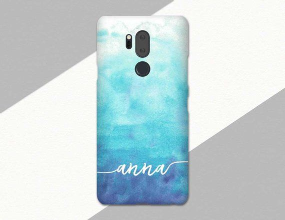 lower price with 4c890 4feab Personalized Lg G7 ThinQ Case, Custom Lg G6 Phone Case, Custom Name ...