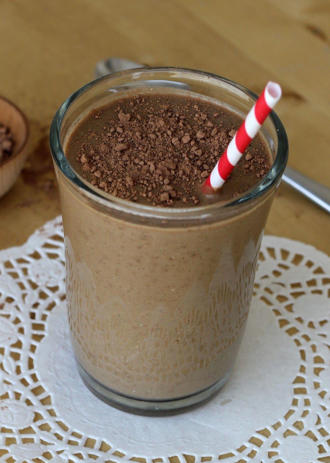 Chocolate Avocado Smoothie Recipe With Images Avocado