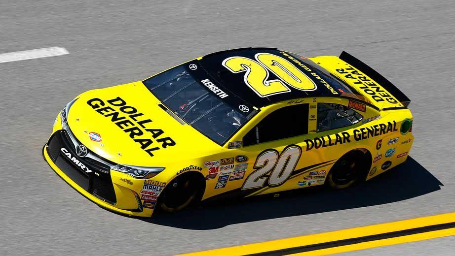 Matt 8th -- GEICO (Dega) 500 starting lineup   NASCAR.com